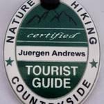 """Plakette """"Tourist-Guide"""""""