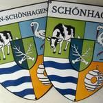 Wappenschilder Schönhagen