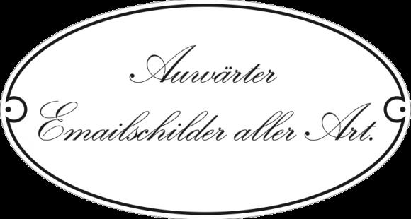 Logo von Auwärter Emailschilder aller Art