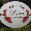 Neue Kreationen zum Rosenmarkt