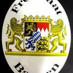Wappenschild Bayern