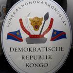 Konsulatsschild Kongo