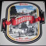 Altes Brauerei-Schild als Replika nach Kundendaten