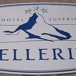 Hotelschild Bellerive
