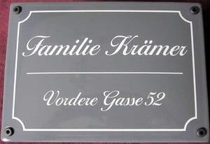 Variante Familie Krämer