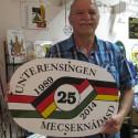 Gastgeschenk für Partnerstadt in Ungarn