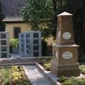 Originalgetreue Namenstafeln für restaurierte Grabmale