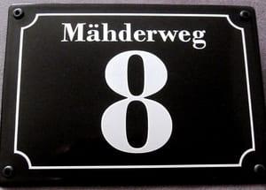 Variante Mähderweg 8