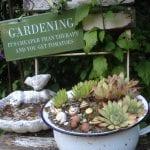 Gardening...Spruch