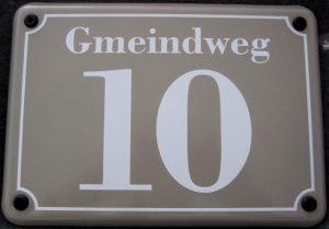 Variante Gmeindweg